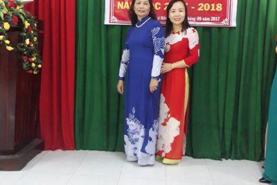 Hội nghị cán bộ – viên chức năm học 2017-2018