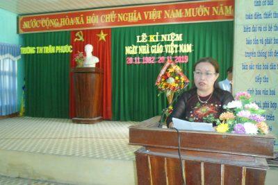 Ngày nhà giáo Viêt Nam 20-11